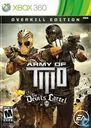Army of TWO The Decils Cartel overkill edition
