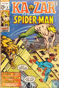 Ka-Zar co-starring: Spider-Man