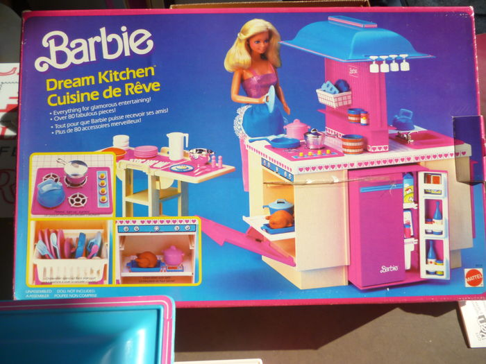 Barbie Dream Kitchen - Boxed