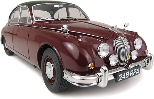 model icons 1 18 scale jaguar mark 2 2 4 inspector. Black Bedroom Furniture Sets. Home Design Ideas
