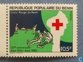 Anniversary Red Cross of Benin