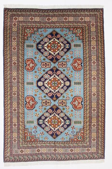 Collectible, ARDEBIL carpet, Iran, before 1950, 251 x 171 cm
