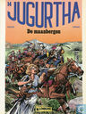 Comic Books - Jugurtha - De maanbergen