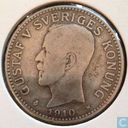 Sweden 2 kronor 1910 (W - close to date)