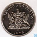 Trinidad and Tobago 50 cents 1975