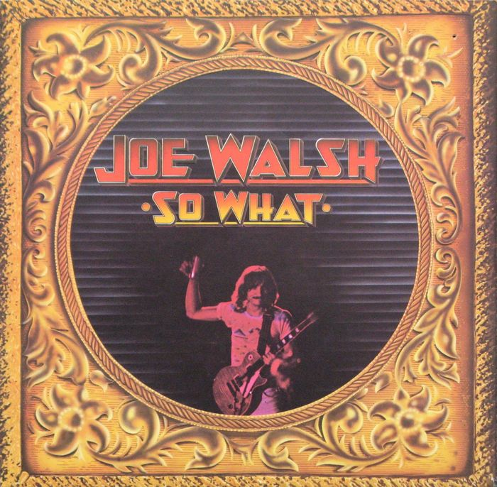 Joe Walsh / The Eagles - A Lot of 6 records / LP So What - US