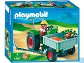 Playmobil 4497 Oogsttractor
