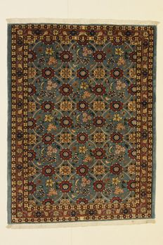 VARAMIN carpet, Iran, before 1970, 150 x 110 cm