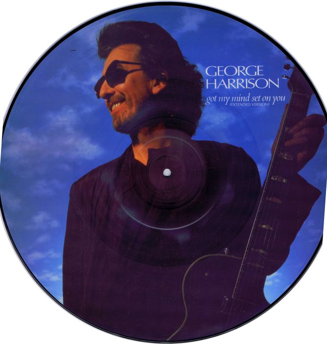 Got My Mind Set On You by George Harrison  Songfacts