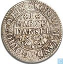 Denemarken 1 mark 1604 (GOTHOR)