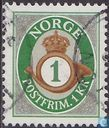 Briefmarken - Norwegen - Horn