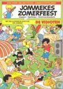 Comic Books - Biep en Zwiep - Jommekes zomerfeest