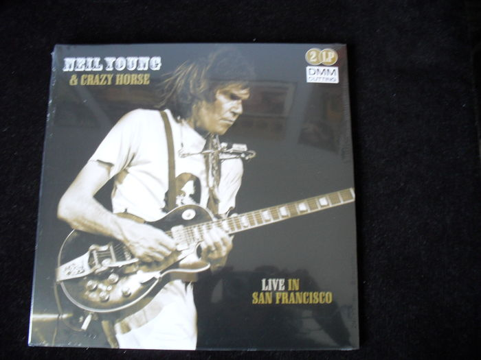 Neil Young & Crazy Horse ‎– Live In San Francisco 2 × Catawiki