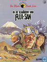 Comic Books - Black Hawk Line, The - In de schaduw van Fuji-San