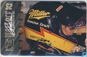 Rusty Wallace with Signature