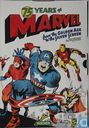 75 Years of Marvel from the Golden Age to the Silver Screen (box)