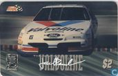 #6 Valvoline Car with Signature of Mark Martin