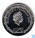 Tokelau-eilanden 10 cents 2012 (PROOF)