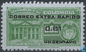 Revenue stamp + print EXTRA RAPIDO