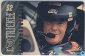 Dick Trickle with Signature