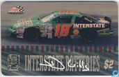 #18 Interstate Car with Signature of Bobby Labonte