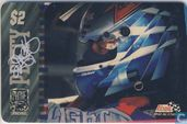Kyle Petty with Signature