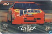 #10 Tide Car with Signature of Ricky Rudd