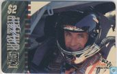 Darrell Waltrip with Signature