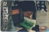 Ricky Craven with Signature
