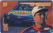 Ted Musgrave #16 Family Car
