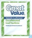 Decaffeinated Iced Tea Brew