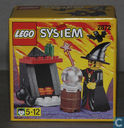 Lego 2872 Witch and Fireplace