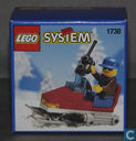 Toys - Lego - Lego 1730 Snow Scooter