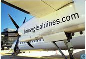 Brussels Airlines - DeHavilland DHC-8