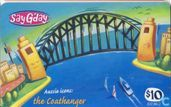 Say G'day the Coathanger