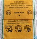 Tea bags and Tea labels - Herbi - Manzanilla