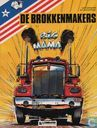 Strips - Brokkenmakers, De [Denayer] - Big Mama