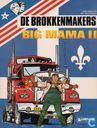 Comic Books - Brokkenmakers, De [Denayer] - Big Mama II
