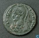 Roman Empire, AE3 (18), 330-333 AD, commemorative foundation of Constantinople, Sescia