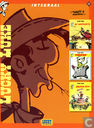 Comics - Lucky Luke - De postkoets + Tenderfoot + Dalton City