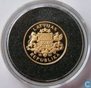 "Latvia 10 latu 1997 (PROOF) ""Julia Maria"""