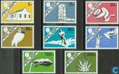 Definitive stamps