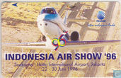Indonesia Air Show 1996, Soekarno - Hatta International Airport, Jakarta