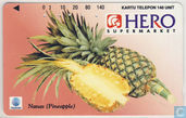 Pineapple Fruit HERO Supermarket
