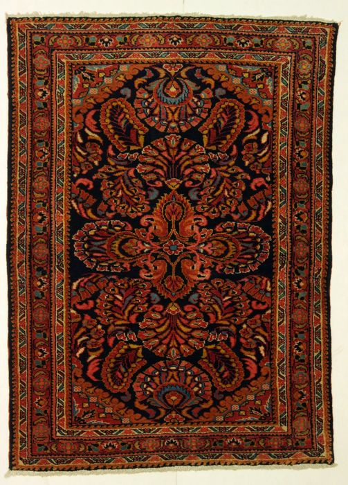 Magnificent LILIAN carpet, Iran, before 1970