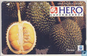 Durian Fruit HERO Supermarket