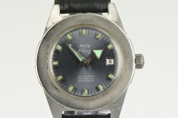 Arly Sub 007 - Men's Wristwatch - 1970s