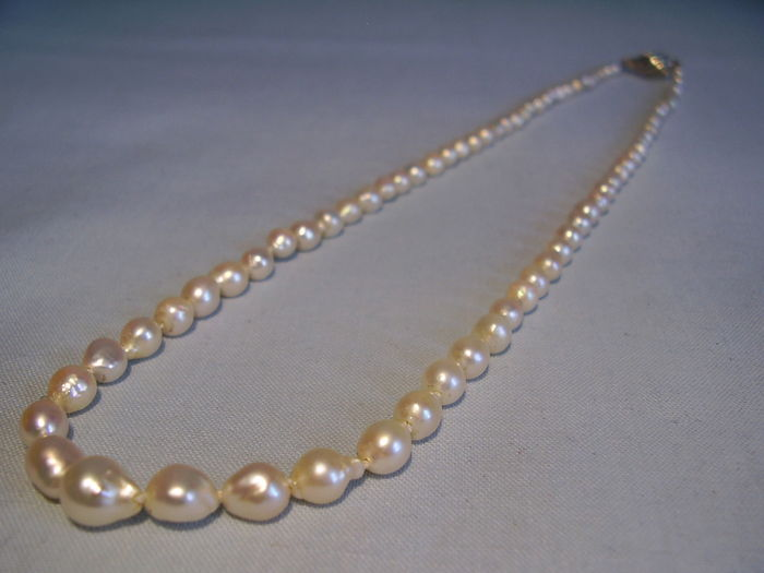 Imperfect Pearls Are Perfectly Stunning