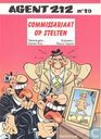 Comic Books - Agent 212 - Commissariaat op stelten