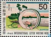International week of the letter